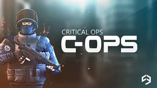 Best multiplayer game for android Critical Ops shoukhintech