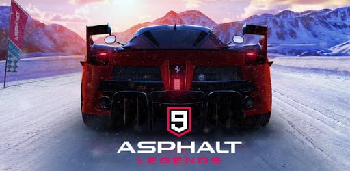 Best multiplayer game for android asphalt 9 legend shoukhintech
