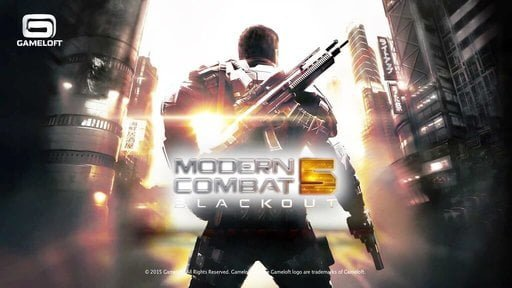 Best multiplayer game for android Modern Combat 5 shoukhintech