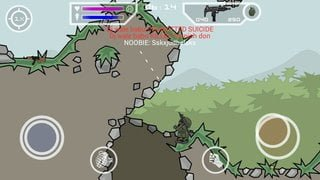 Best multiplayer game for android Mini Militia - Doodle Army 2 shoukhintech