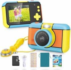 MagicFun 24MP Kid Digital Camera Gifts