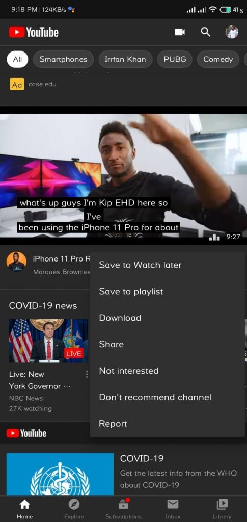 how to make a youtube playlist shoukhintech 2