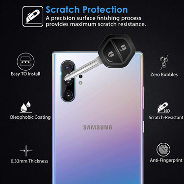 Galaxy Note 1010 Plus Camera Lens Protector(3 Pack)