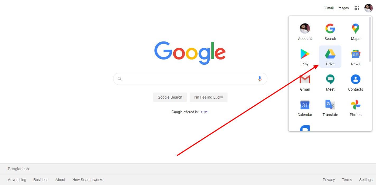 Google Drive Open