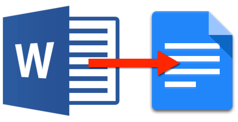 How to Convert Word to Google Doc & Doc to Word
