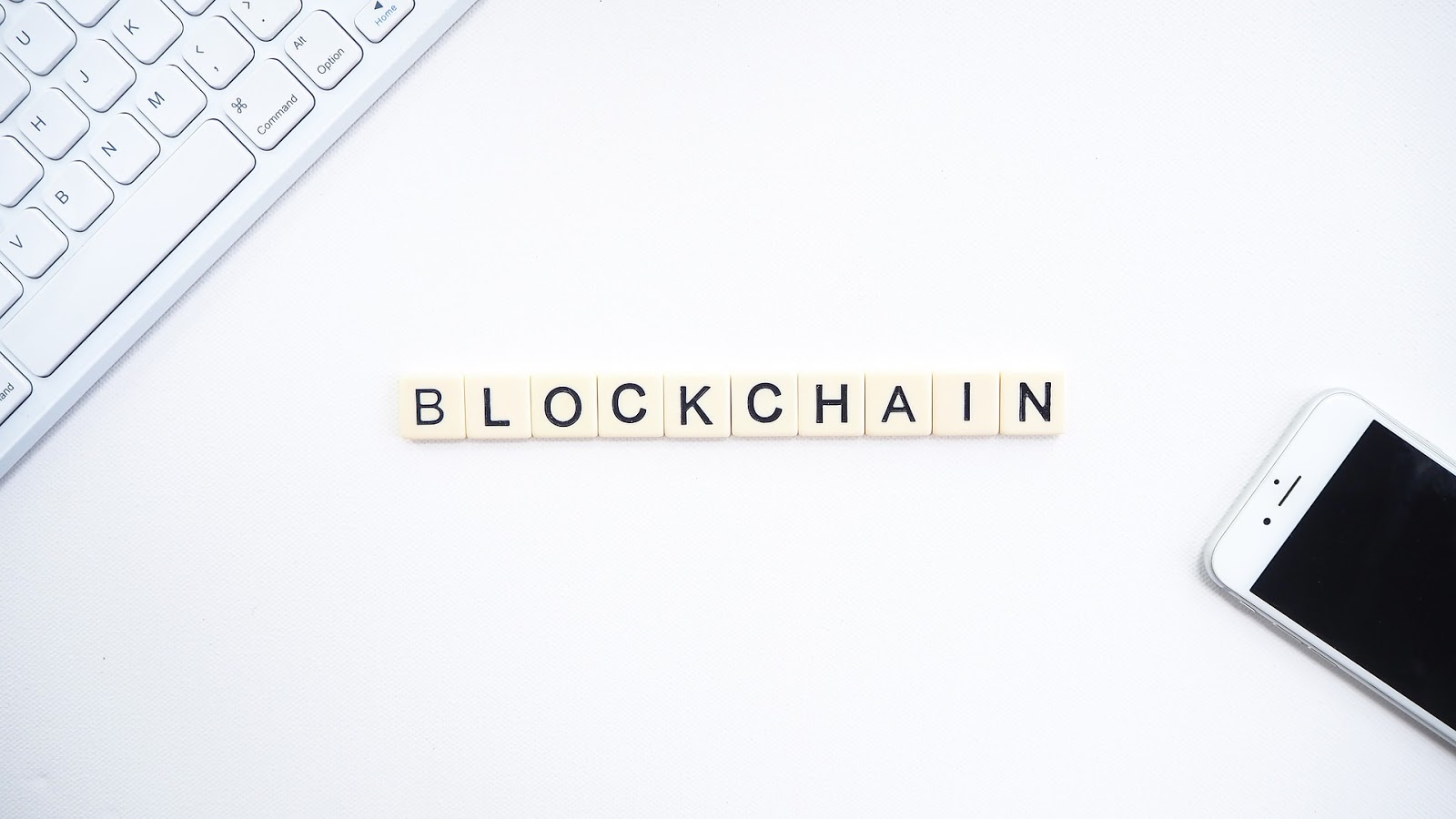 blockchain lettering