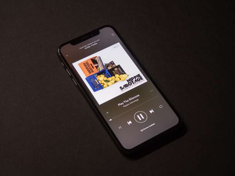 how to put a profile picture on spotify playlist