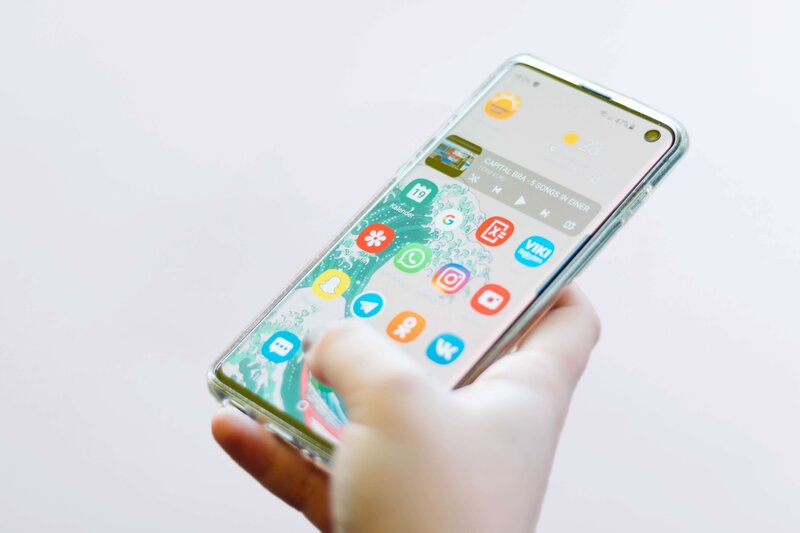 snapchat video save story android google