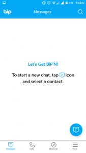 bip apps messenger