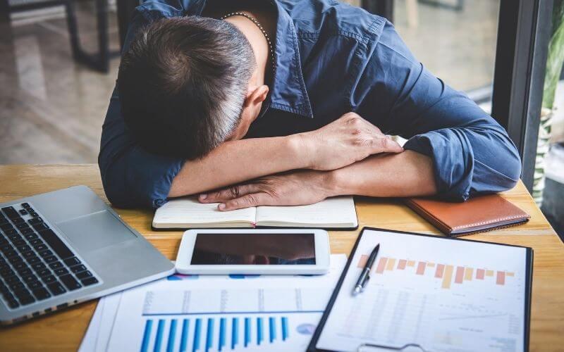 Staff fatigue -shoukhinhtech